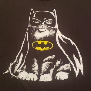 🦇Batman men's tshirt Batcat